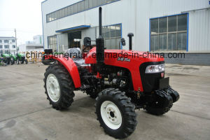 Suyuan Sy-354 4WD Agricultural Farm Wheeled Tractor