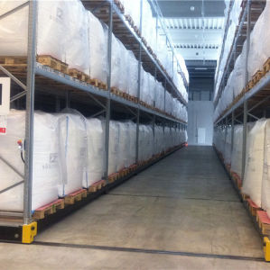 Heavy Duty Movable Pallet Rack Storage System pictures & photos