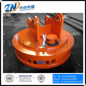 Scrap Lifting Magnet for Excavator Installation with 100 Kg Lifing Capacity Emw-60L pictures & photos