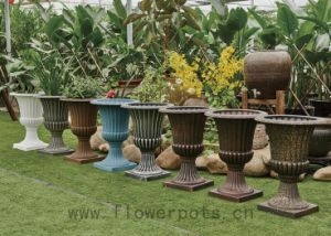 Urn Planter Garden Pot (KD2961-KD2962) pictures & photos