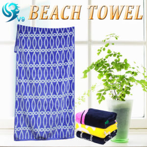 Gym Printed Beach Towel pictures & photos