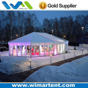 20X25m Free Standing Multi Sides Mobile Tent with Glass Wall pictures & photos