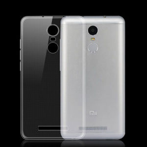 Transparent High Clear Full Covered Soft Phone Case for Redmi Note3 pictures & photos