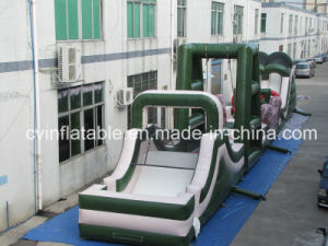 Boot Camp Inflatable Obstacle Course pictures & photos