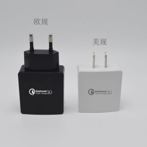 QC3.0 USB Travel Wall Charger Quick Charger for Cell Phone pictures & photos