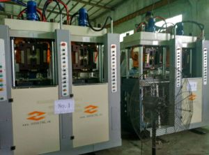 Honking Machinery 2 Station 2/4 Screw Tr/TPU Soles Machine pictures & photos