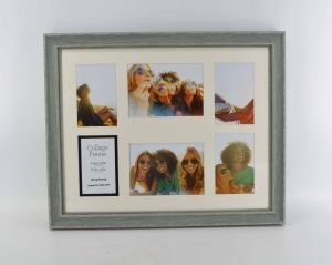 Collage Mat Plastic Photo Frame for Wall Deco pictures & photos