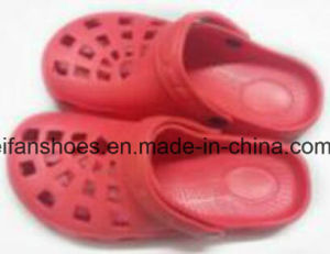 Men Leisure Slippers Outdoor Sandals Garden Shoes with Comfortable EVA pictures & photos