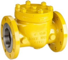 Class 150 Flanged End Swing Check Valve