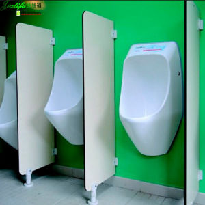 Compact Laminate Waterproof Urinal Partition pictures & photos