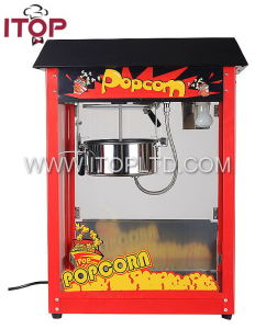 CE Approved Commercial Professional Electric Popcorn Making Machine (TQ) pictures & photos