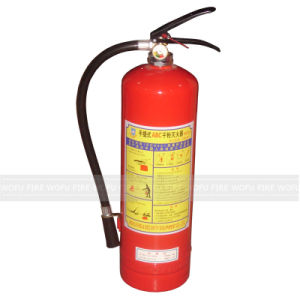 4kg Portable 40% ABC Dry Powder Fire Extinguisher pictures & photos