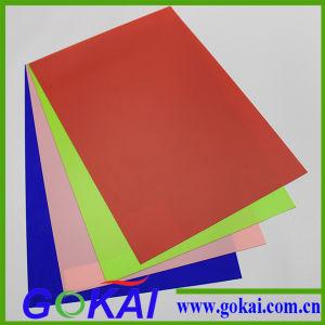 Signage Use High Density PVC Transparent Sheet Price pictures & photos
