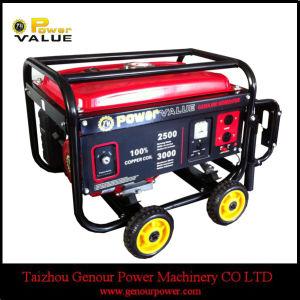 Hot Sale1.5kw Aluminum 5.5HP Engine Gasoline Generator pictures & photos