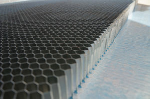 300mm Thick Aluminum Honeycomb Cores pictures & photos