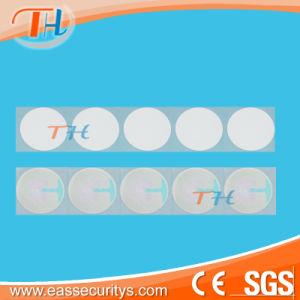 RF Label EAS Soft Label (4X4cm) pictures & photos