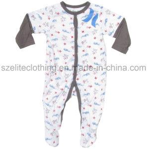 Wholesale Printed Baby Bodysuit (ELTROJ-45) pictures & photos