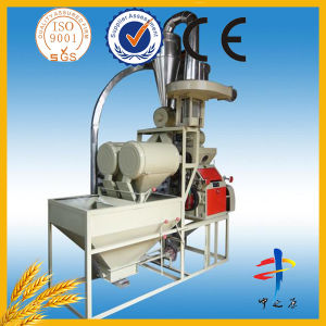 Small Capacity Grain Flour Mill pictures & photos