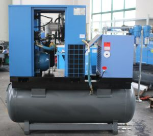 7.5kw Mini Belt Drive Air Compressor pictures & photos