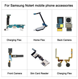 Wholesale Mobile Phone LCD for Samsung Note 4 LCD pictures & photos