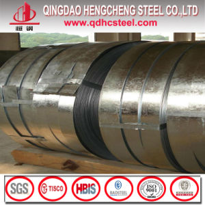 Galvanized Steel Strip Hot Dipped Galvanized Cold Rolled Steel Strip pictures & photos