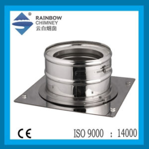 Stainless Steel Wall Support Base for Chimney/ Stove pictures & photos