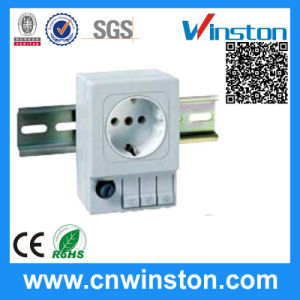 SD 035 DIN Rail Mountable Enclosure Electrical Receptacle with CE pictures & photos