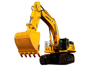 71.2ton Large Excavator Sc760LC. 8 pictures & photos