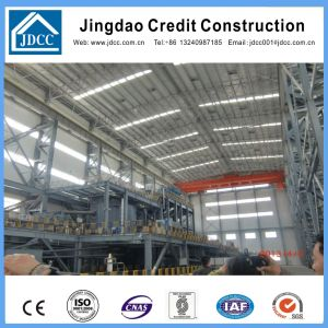 Prefabricated Industrial Steel Structure Building pictures & photos