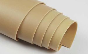 Pure Natural Rubber Sheet, Gum Rubber Sheet, PARA Rubber Sheet pictures & photos