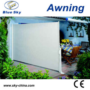Popular Polyester Retractable Side Awnings (B700) pictures & photos