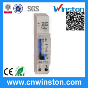 Programmable Digital Industrial Mechanical Electronic Time Switch with CE pictures & photos