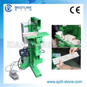 Hydraulic Stone Mosaic Cutting Machine From Bestlink pictures & photos