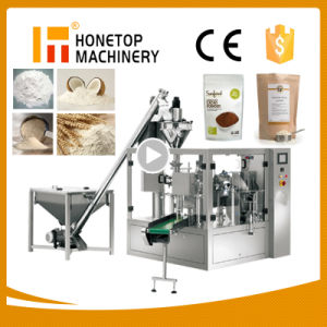 Hot Selling Full Automatic Ginger Powder Packaging Machinery pictures & photos
