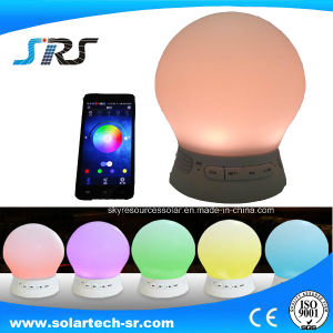 Pat Light Bluetooth Music LED Light Colorful Lighting pictures & photos