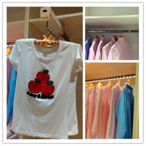 Customized Fashion Modern MDF+PVC Wardrobe Wardrobe (Wr-07) pictures & photos