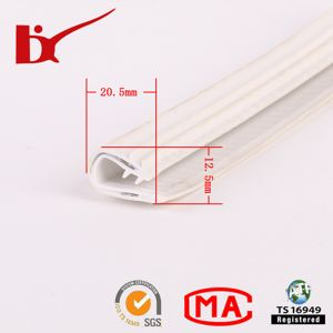 Flexible U-Shaped Edge Trim/Plastic Window Edge Trim pictures & photos