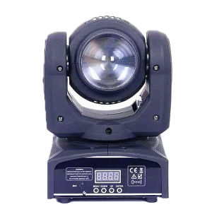 Alite Lighting 2PCS 10W Double Side Face LED Beam Moving Head Light pictures & photos