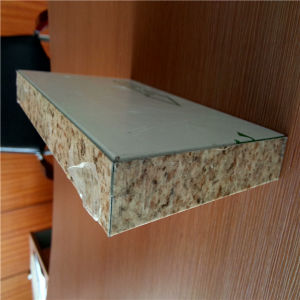 Stone Color PVDF Coating Aluminium Honeycomb Wall Cladding Panels pictures & photos