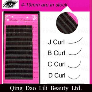 Lili Beauty 2017 New Design Private Label Mink Eyelash Extension/Free Samples Individual Eyelash pictures & photos