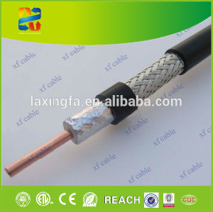 Professional RG6 Coaxial Cable Ethernet Cable 100m Package pictures & photos
