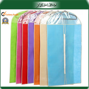 Recyclable Zipper Mixed Color Quality Garment Bags pictures & photos