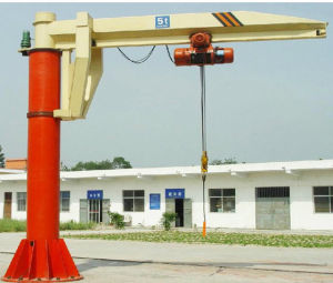 Competitive Column Mounted Slewing Jib Crane pictures & photos