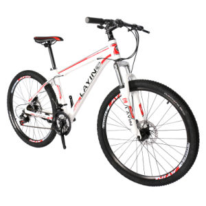 20/24/26 Inch 21-Speed Disc Brake Aluminum Alloy Mountain Bike Bicicleta pictures & photos
