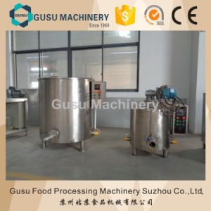 Ce Certified Snack Chocolate Machine Fat Melting Tank pictures & photos