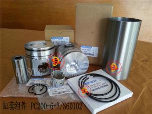 Komatsu PC200-6-7/S6d102 Liner Kit (6736-29-2110) pictures & photos