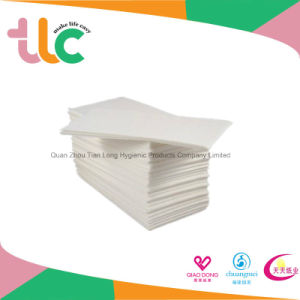 Jumbo Roll Airlaid Paper Meat Absorbent Pad pictures & photos