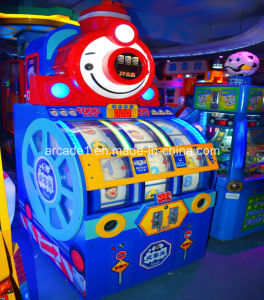 New Design Lottery Machine Locomotive Game Machine for Sale pictures & photos