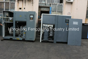 Second Hand Used Ga75 Atlas Copco Screw Air Compressor pictures & photos