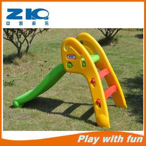 Kindergarten Fold Slide Kids Mini Plastic Slide, up-Down Slide pictures & photos